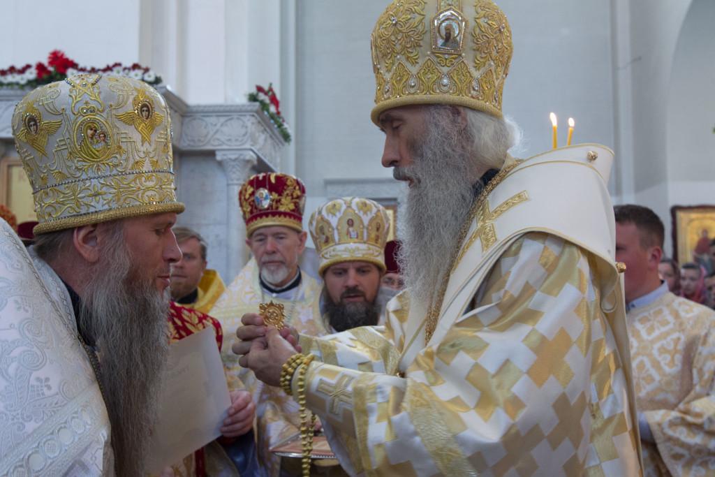 Митрополит Тернопільський і Кременецький Сергій вручив церковні нагороди