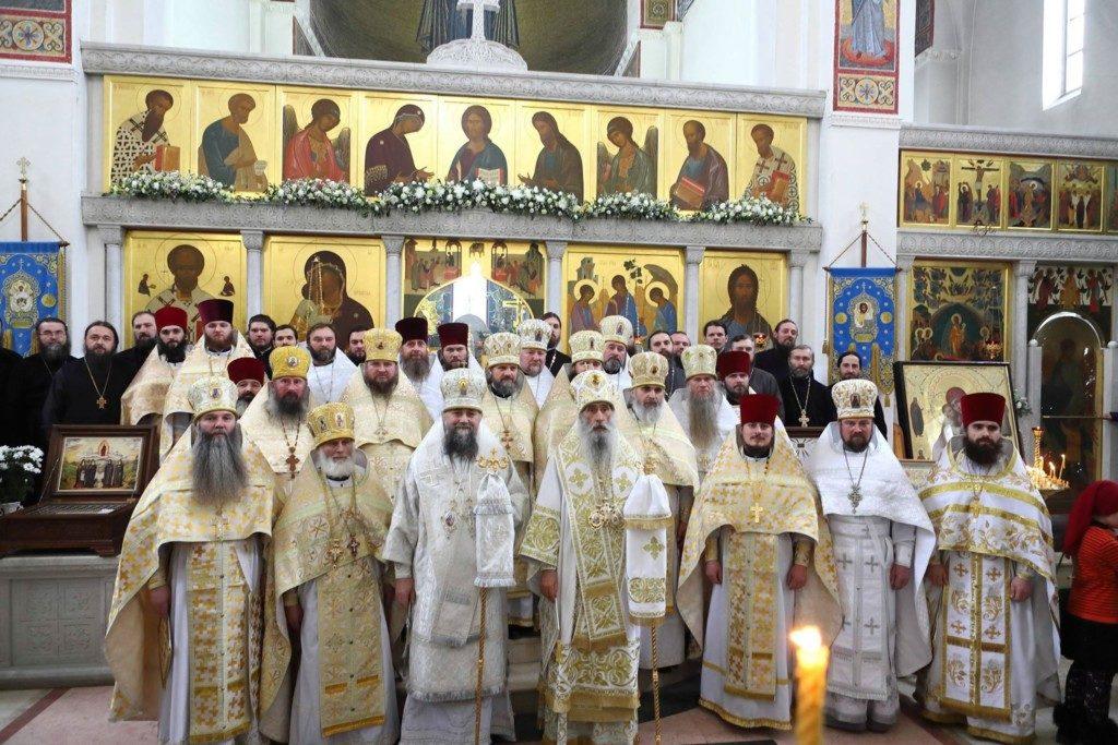 Соборне Різдвяне Богослужіння у кафедральному соборі м. Тернополя