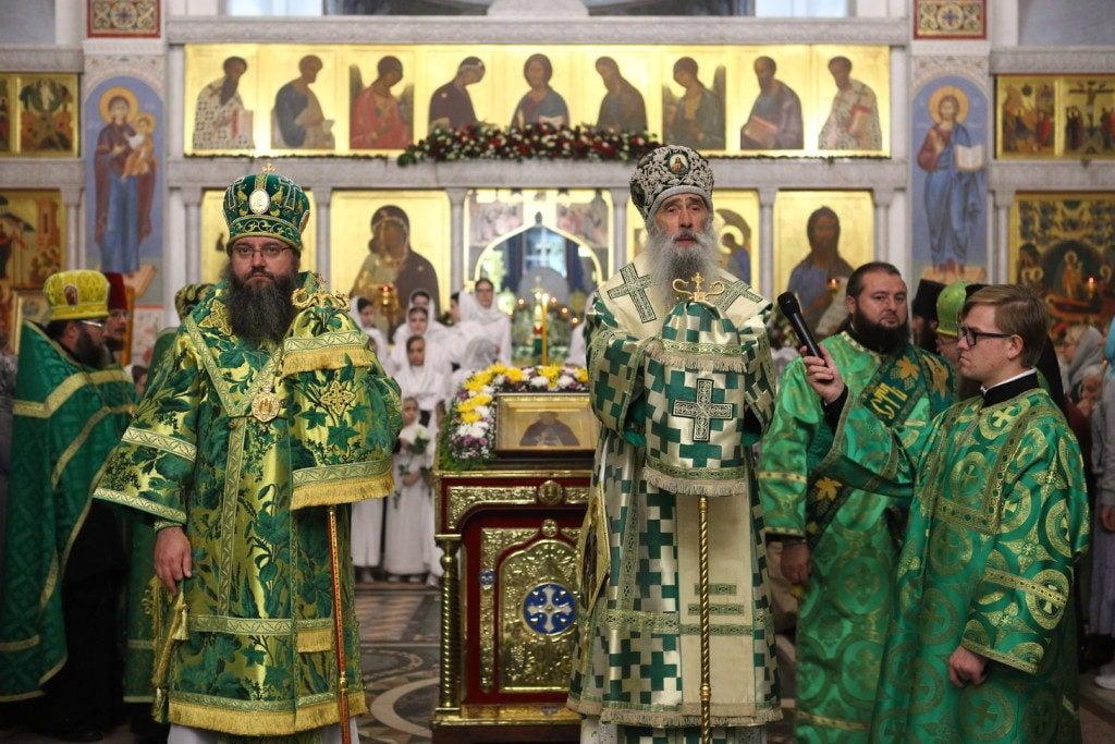 У Тернопільській єпархії відзначили день тезоіменитства митрополита Сергія
