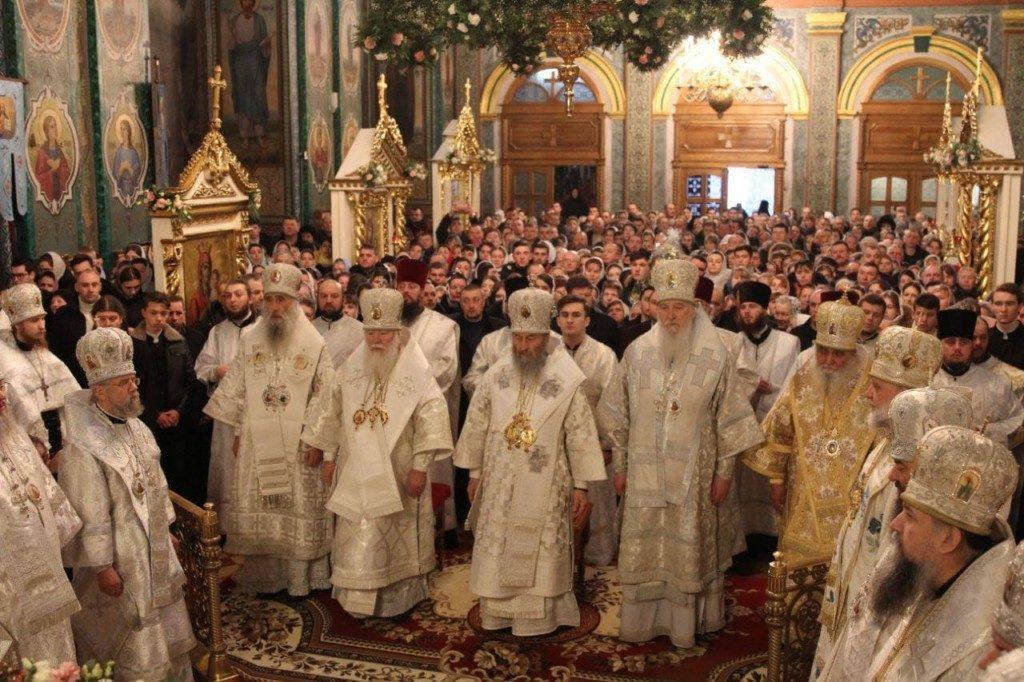 Митрополит Тернопільський та Кременецький Сергій відзначив 30-ліття архієрейської хіротонії
